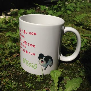 Customized mugs pet (pet ingredient Edition)