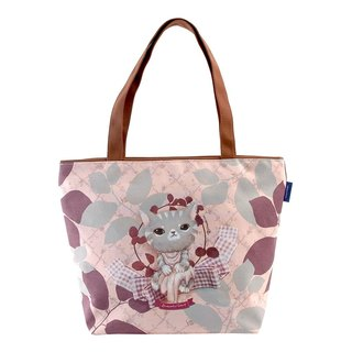 COPLAY  tote bag-mumu cat