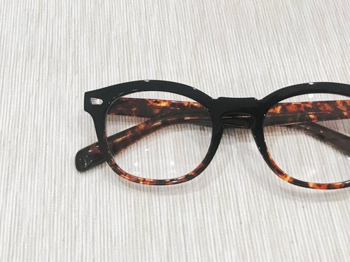 Boston Eyeglasses Made in Japan