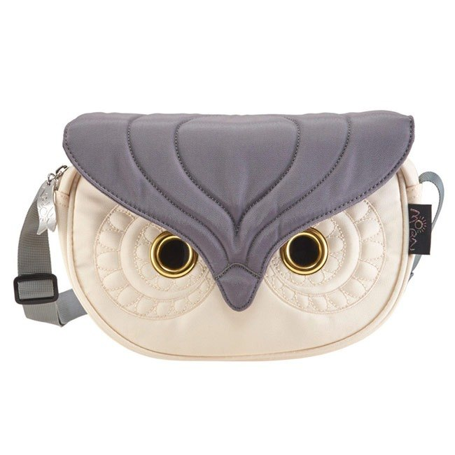 Morn Creations Original Genuine Owl Dual Pack - White (SB-203-WH)