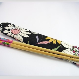 "Cheerful. ""Portable chopsticks set / green chopsticks / chopsticks / tableware"" Japan _ coffee"