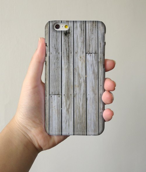 Print Wood Pattern 04 3D Full Wrap Phone Case, available for  iPhone 7, iPhone 7 Plus, iPhone 6s, iPhone 6s Plus, iPhone 5/5s, iPhone 5c, iPhone 4/4s, Samsung Galaxy S7, S7 Edge, S6 Edge Plus, S6, S6 Edge, S5 S4 S3  Samsung Galaxy Note 5, Note 4, Note 3,