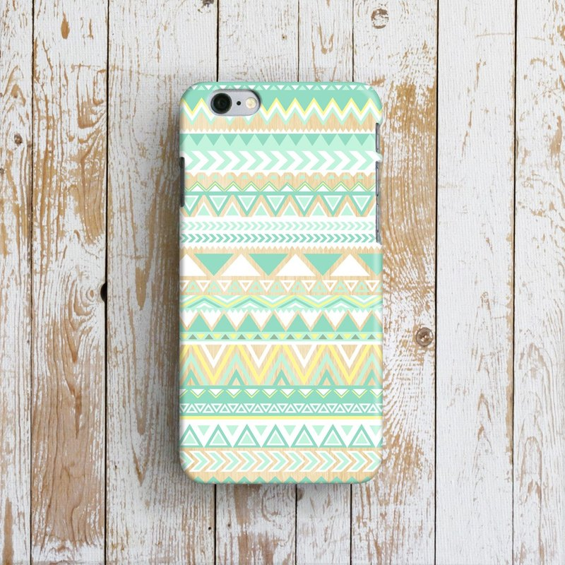 Pastel Tribal Geometric - Designer iPhone Case. Pattern iPhone Case. One Little Forest