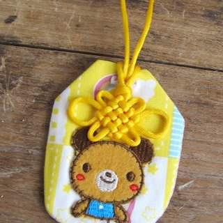 [Pure hand-made] BoBe baby is not nervous ˙ small symbol bags peace symbol