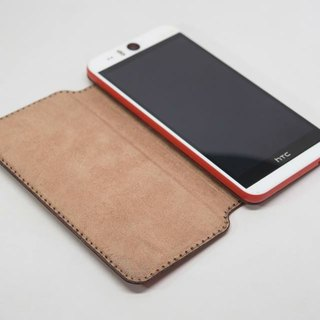 HTC EYE side open leather protector / set