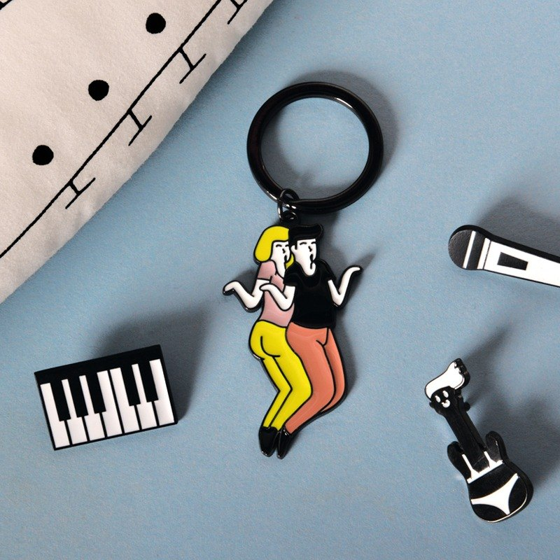 KIITOS key ring - swing models