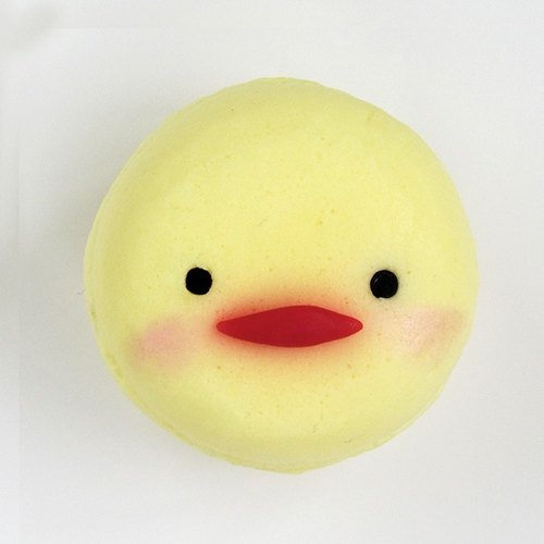 Animal Macaron ─ Duck (single-entry)