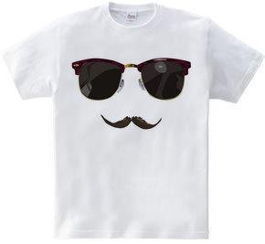 sunglasses (T-shirt 5.6oz)