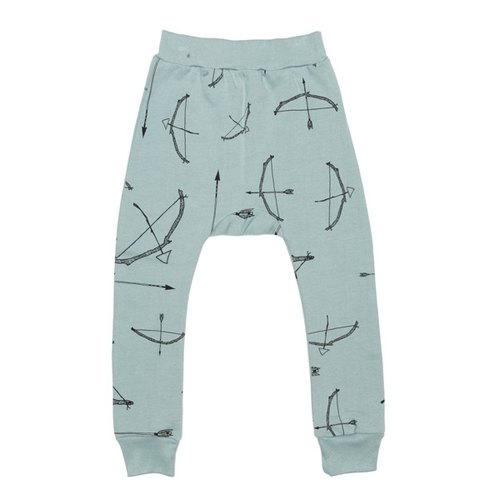 2014 Fall Winter Beau Loves green full version of Archer Limited flying squirrel pants