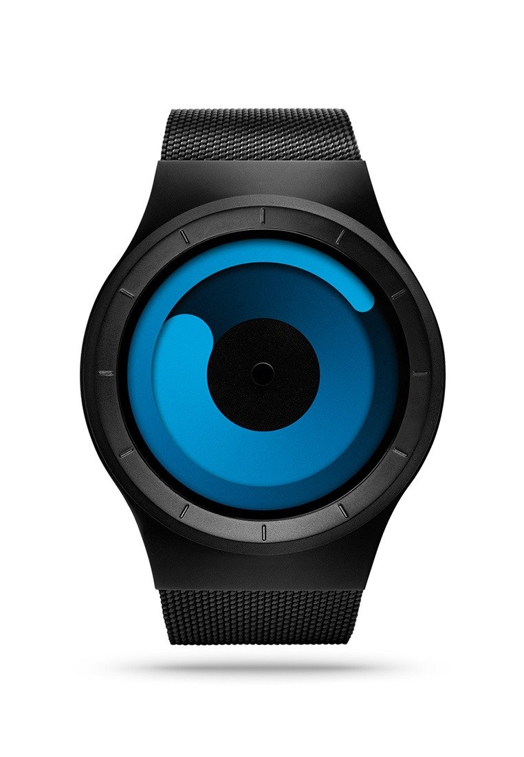 Cosmos gravity watch MERCURY (Black / Ocean Blue, Black / Ocean)