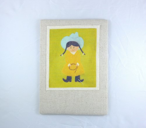 Feel Bukavu tablets - Universal Card - Little Girl
