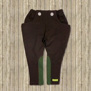 Harlan Knight breeches - Coffee
