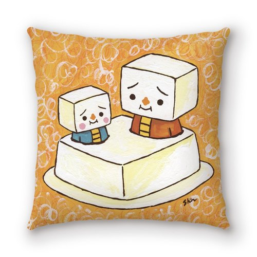 AppleWork iPillow Creative pillow: Parental tofu PSPL-007