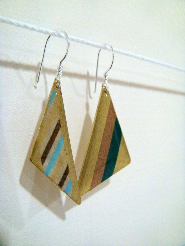 [StUdio fringe earrings 7]
