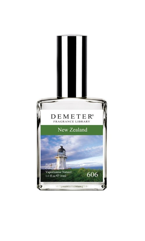 【Demeter Scent Library】 New Zealand New Zealand Eau De Toilette 30ml