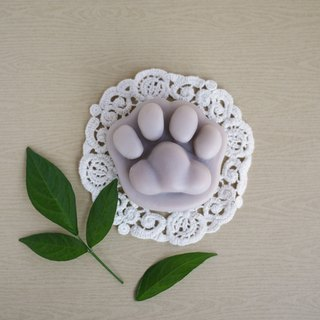 Mugwort Cat Paw Soap (For Body) - Citronella