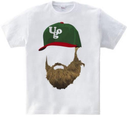 beard cap(T-shirt 5.6oz)