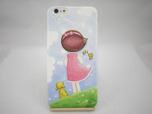 "Hand-painted Love series - look - Bin Sha na sabrina ""iPhone / Samsung / HTC / LG / Sony / millet"" TPU phone case"