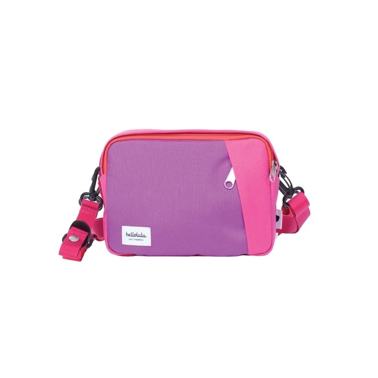 Hellolulu-MICH-IPAD MINI Light Protection Bag (Purple)