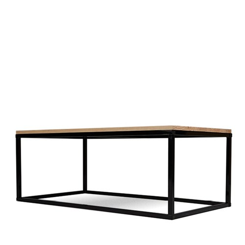 New York's Central Park AJ2 │ │ │ industrial black coffee table