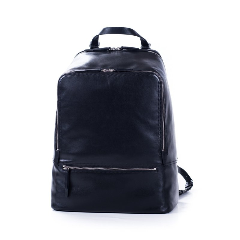 Patina|Nigel-M leather backpack