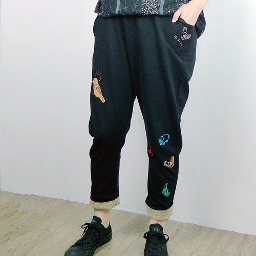 Urb. Chicken cake low-grade pants (M / L optional)