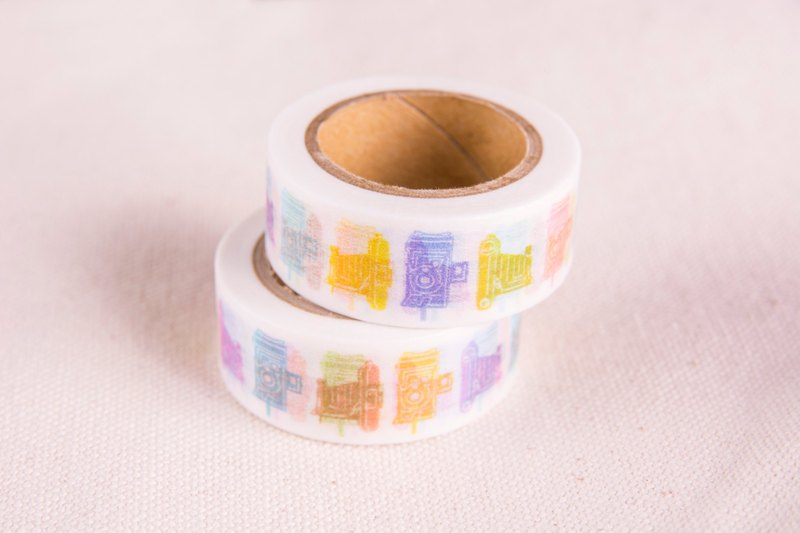 Washi Tapes - Agfa Billy II