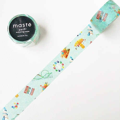 maste and paper tape Multi. City [Amusement Park (MST-MKT73-A)]