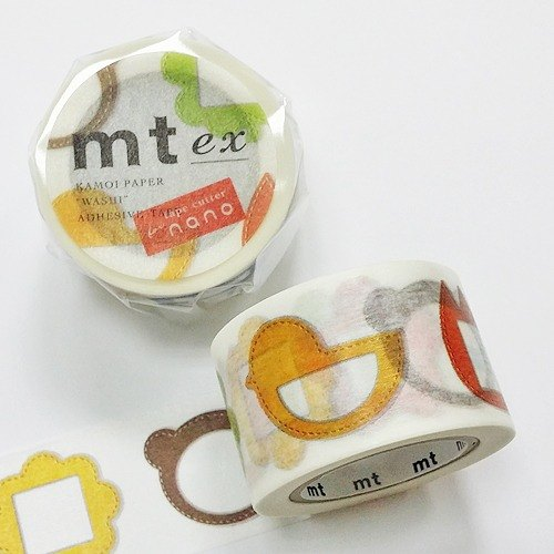 mt and paper tape mt ex [cute designer (MTEX1P93)]