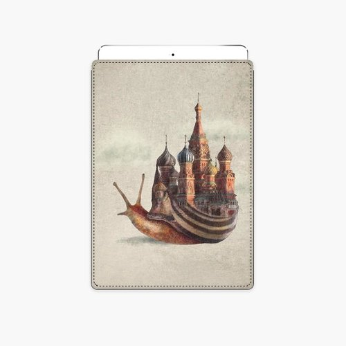 Snupped SpaceGlove tablet protective cover - The Snail's Daydream