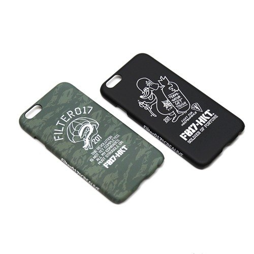 Filter017-手機保護殼-HKT Collection–Fight For Independence iPhone 6 Case獨立作戰手機保