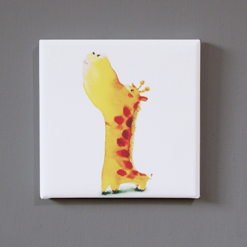 Giraffe Designer Wall Art Canvas Art for Home Decoration