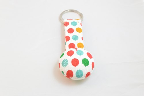 Feel cloths keychain - Balloons