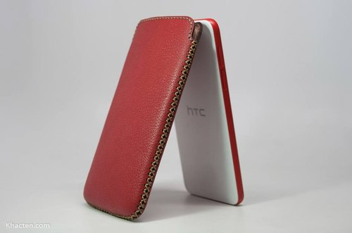 HTC EYE straight leather holster