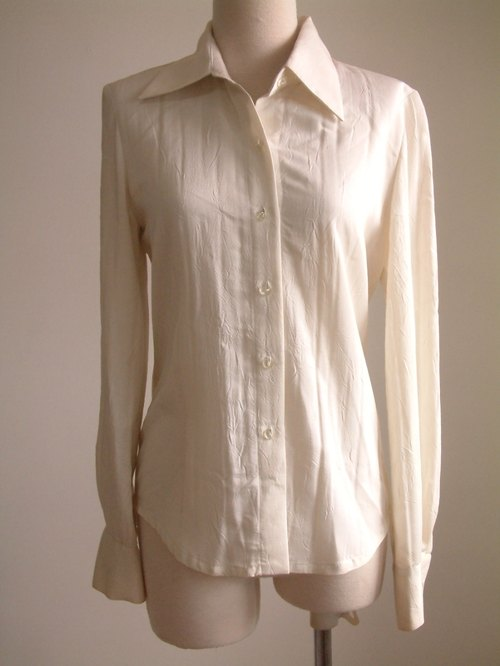 Basic models long-sleeved shirt - Beige