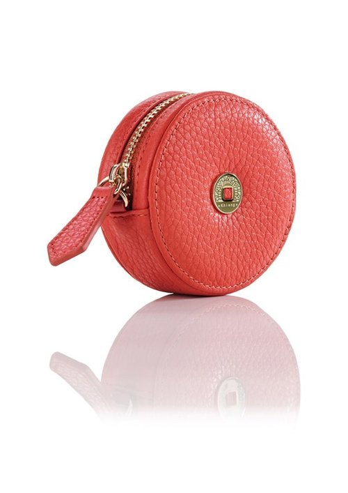 Designer models - Fang Guoqiang Limited handmade purse (fashion orange)