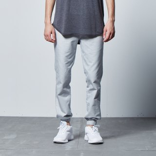 Stone'As tight-end pants / stripe straight casual pants trousers necking