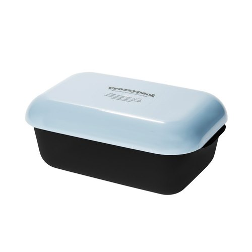 Swedish Frozzypack Preservation Lunch Box - Nordic Series / light blue - Black / single size