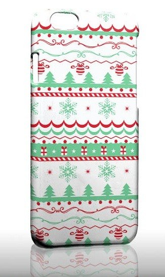 Christmas tree pattern custom Samsung S5 S6 S7 note4 note5 iPhone 5 5s 6 6s 6 plus 7 7 plus ASUS HTC m9 Sony LG g4 g5 v10 phone shell mobile phone sets phone shell phonecase