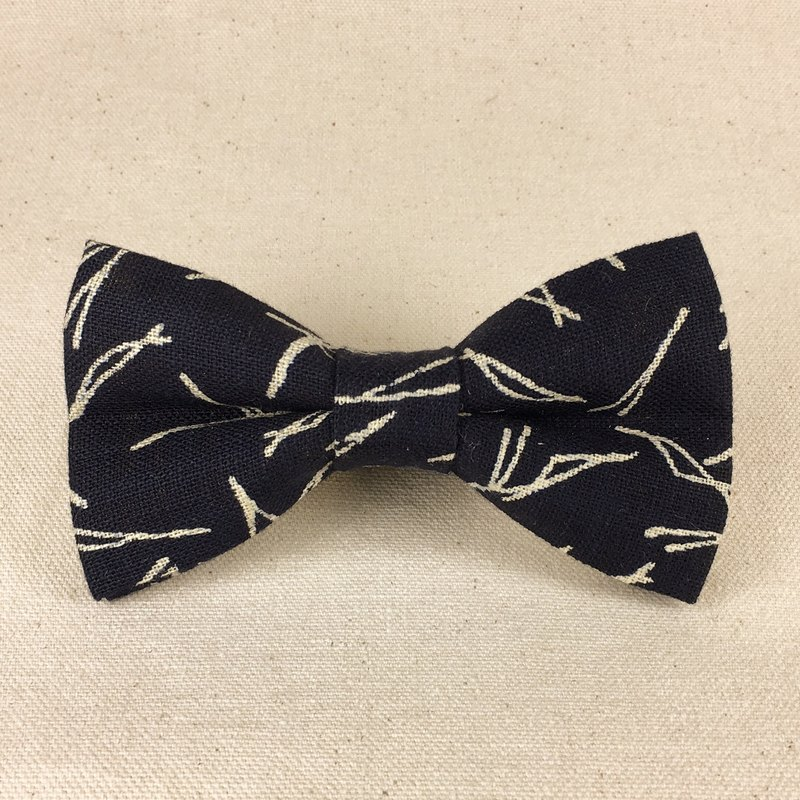 Mr.Tie Hand Made Bow Tie Hand-stitched Bow Tie Item No. 148