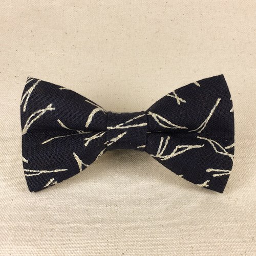 Mr.Tie hand-sewn tie Hand Made Bow Tie No. 148