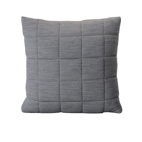 Square wool pillow - gray | MUUTO