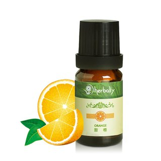 [Herbal True Feelings] Sweet Orange (Single Essential Oil 10ml/30ml/100ml)
