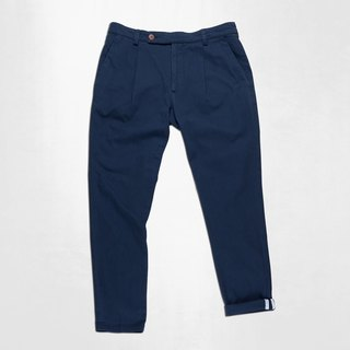 Discount washed casual trousers