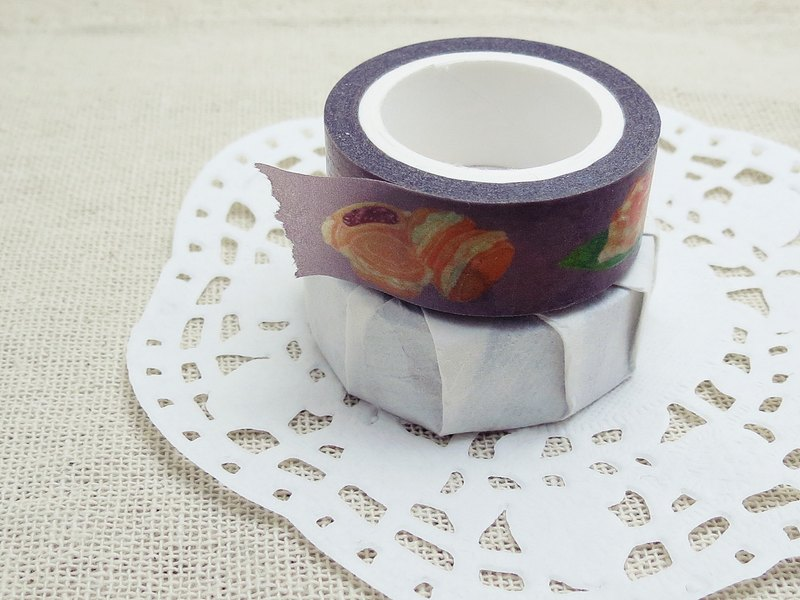 NG products - paper tape [illustration] dessert Project - Chinese -15mmx10M