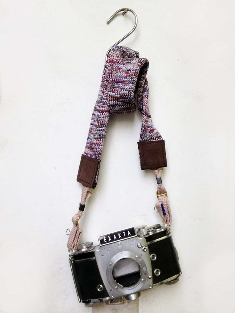 ENDORPHIN handmade camera strap (webbing collection- A)