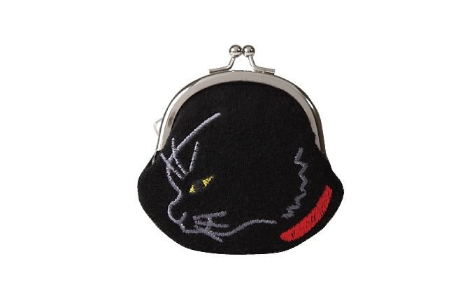 [Jingdong all KYO-TO-TO] cat feeding good fifty-three Cloth シ an have DANGER _ black purse