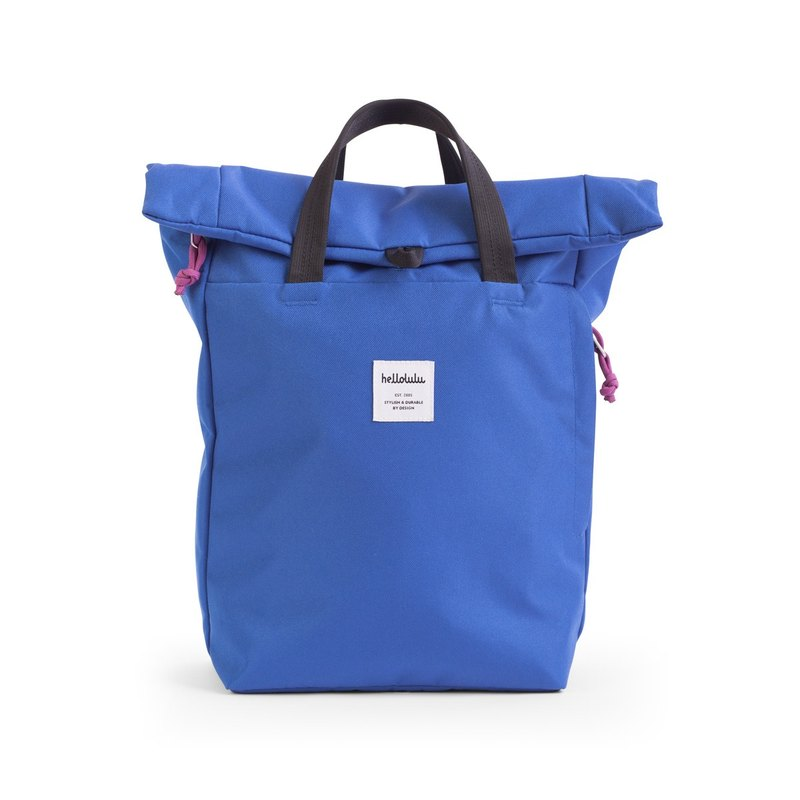 Hellolulu-Nori - Portable Side Backpack (Color Blue)
