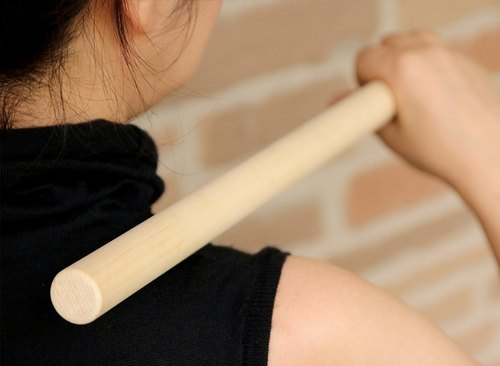 【Yellow Cedar】Rolling Pin (S)
