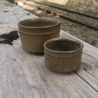 [Tim-kiln] bamboo carbon-ceramic series _ tea cup (large)